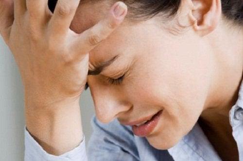 5 headache