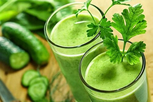 juices to help with an inflamed pancreas