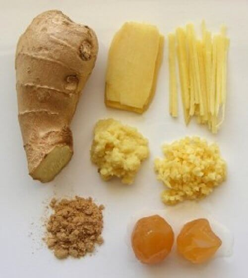 Ginger Remedy for Joint Pain