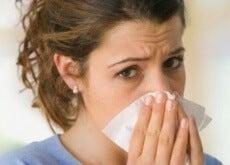 Nasal hemorrage