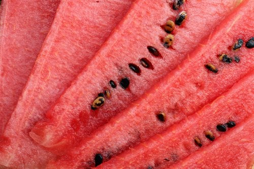 Watermelon to naturally manage blood pressure