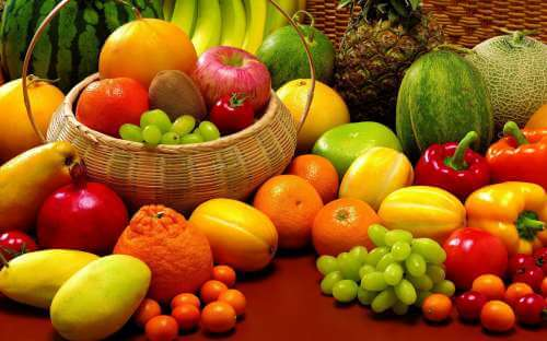 assorted-fruit