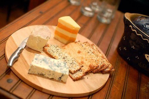 You can eat cheese for getting your daily dose of calcium.