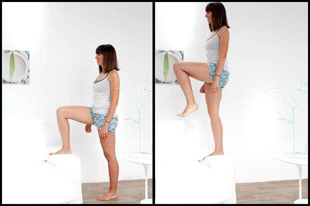 leg elevations