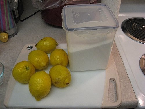 lemon-sugar