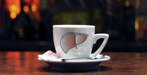 liver coffee