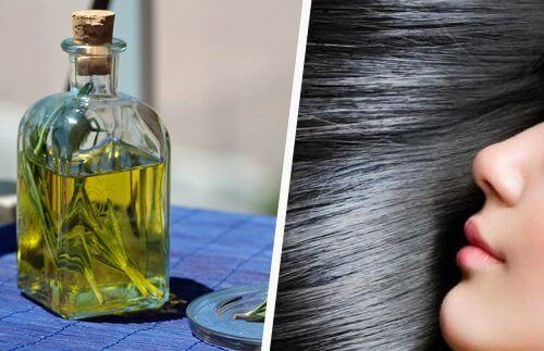 Rosemary Oil for Smooth and Radiant Hair