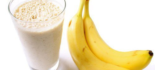 A Banana Smoothie for your Diet