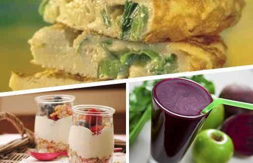 3 Great Breakfasts for Your Immune System