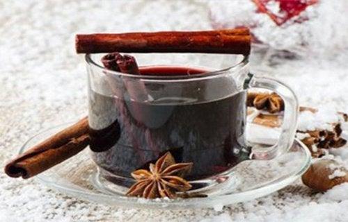 1 cinnamon tea to regulate blood sugar levels