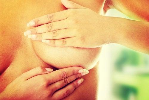 2 breast exam