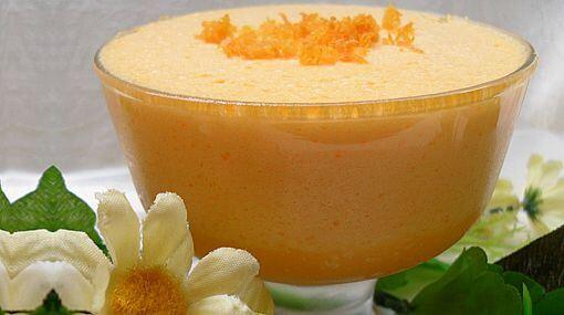 2 orange dessert