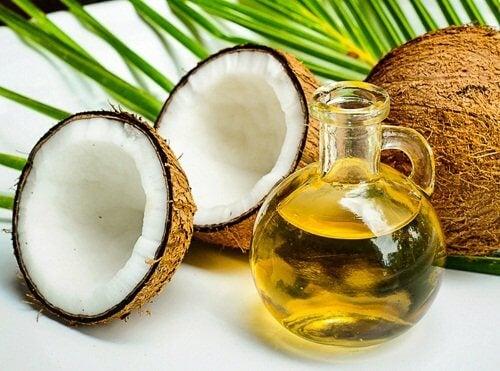 3 coconut oil