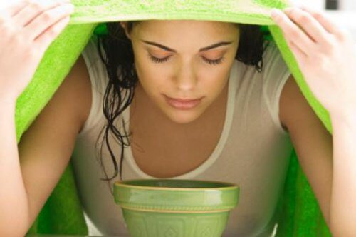 Acne and Blackheads: Green Tea Can Help
