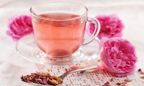 5 teas