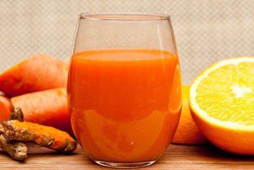 Antioxidant Juice to Relieve Arthritis