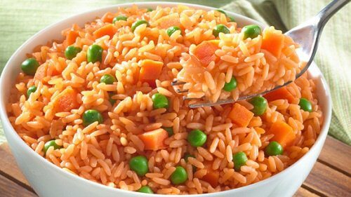 Cleansing Diet with Red Rice