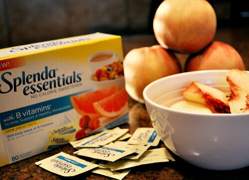 Artificial sweeteners like splenda