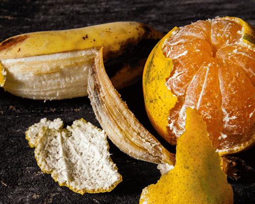 Practical Uses for Orange And Banana Peels