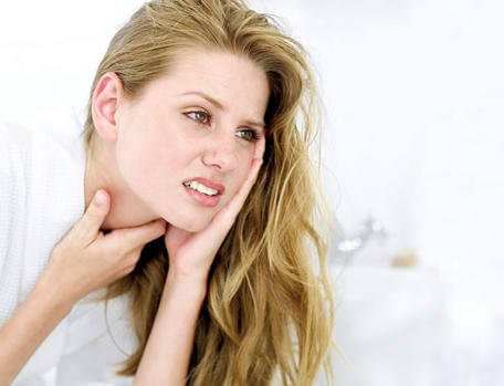 Persistent cough is one of the dangerous sysmptoms