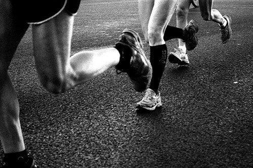 4 running