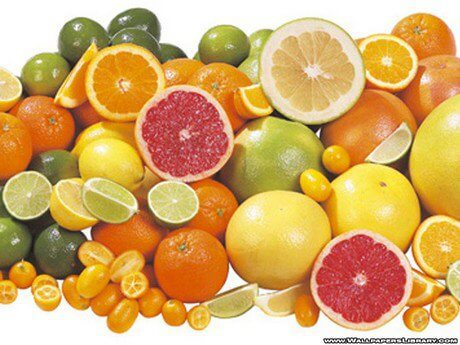 7 citrus fruits
