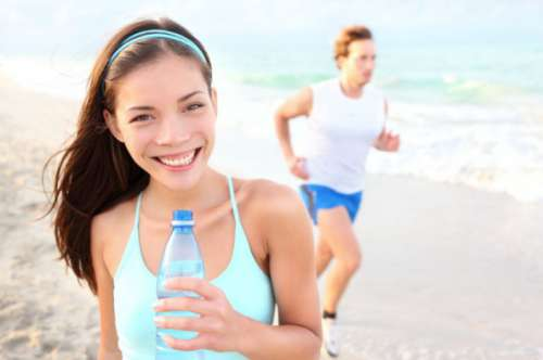 Bottled water helps you avoid heavy metals