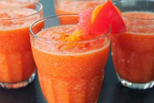 Drinking Grapefruit Juice after Meals can Help You Lose Weight
