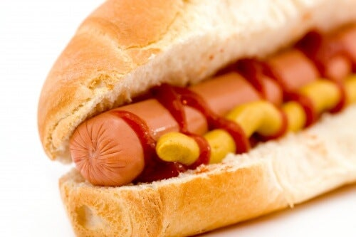 facts about hot dogs