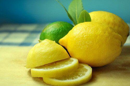 Lemons in Tibetan Elixir