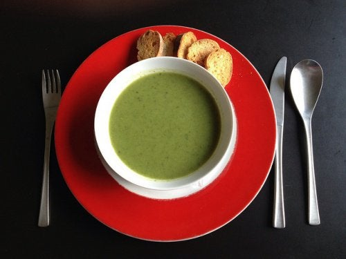 lettuce-soup