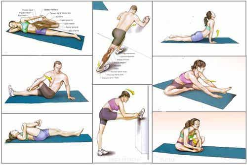 The 9 Best Stretches to Stay in Shape