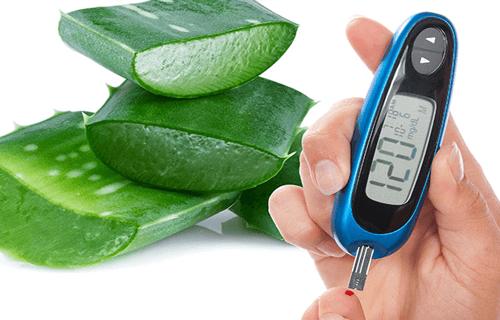 1 aloe vera and blood sugar