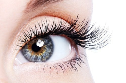 1 how to grow long eyelashes
