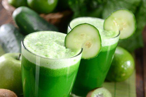 agurkjuice