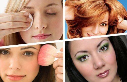 Vanheneminen ja meikki
