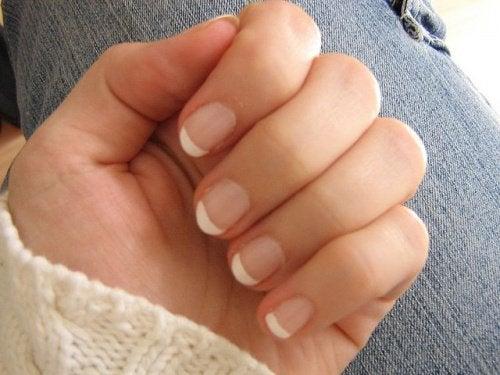3 nail care
