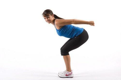 3 squats