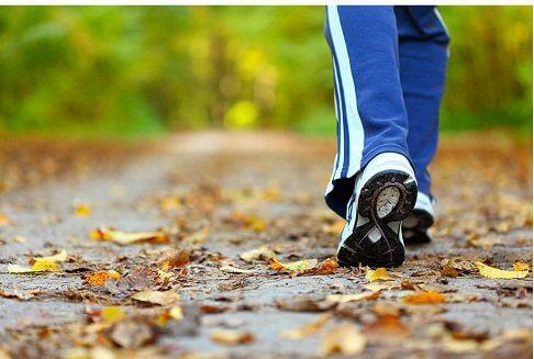 Syksyinen kävely