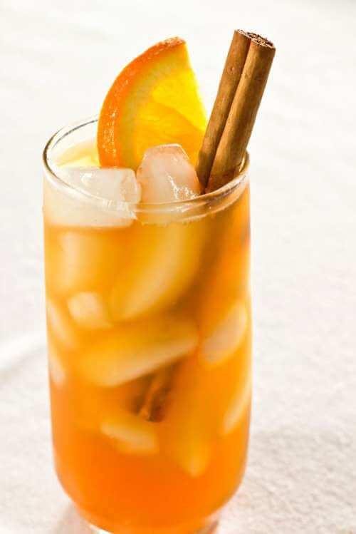 4 citrus tea
