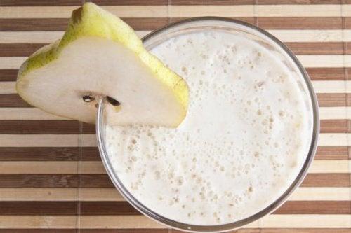 Kaura ja päärynä kolesterolin alentamiseen