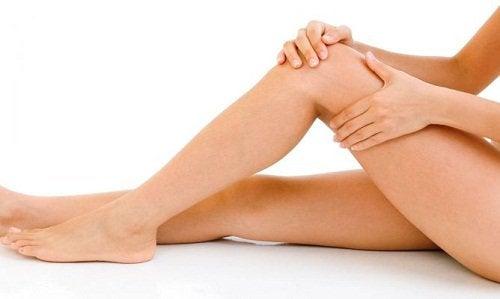 Circulation in legs