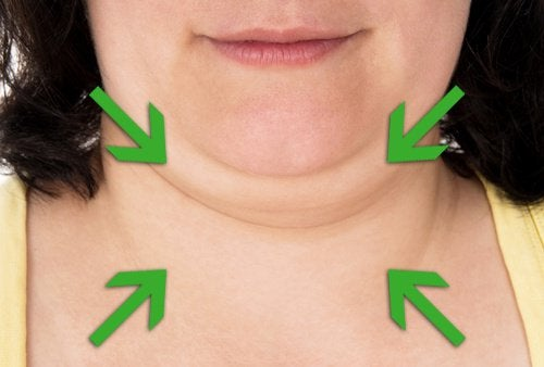 Get Rid of Your Double Chin with Clay and Cucumber