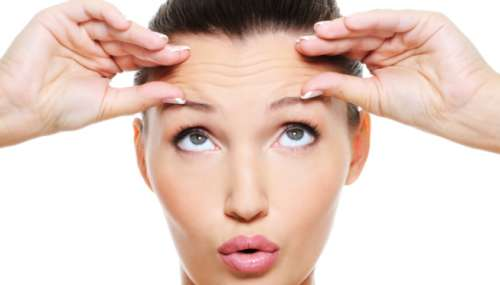 facial massage to get rid of wrinkles