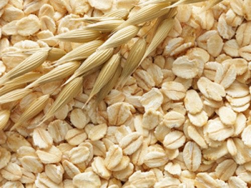 This is a bunch of oats.