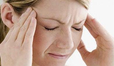 aneurisme forårsaker hodepine