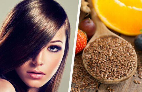 benefits of flaxseed to strengthen hair
