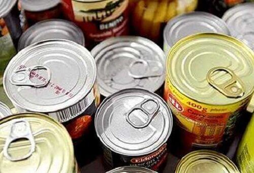 Canned foods you should never eat
