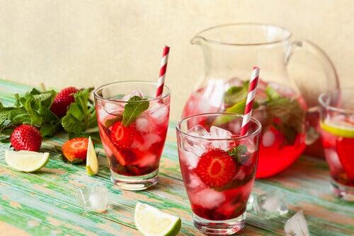 detox water for cravings