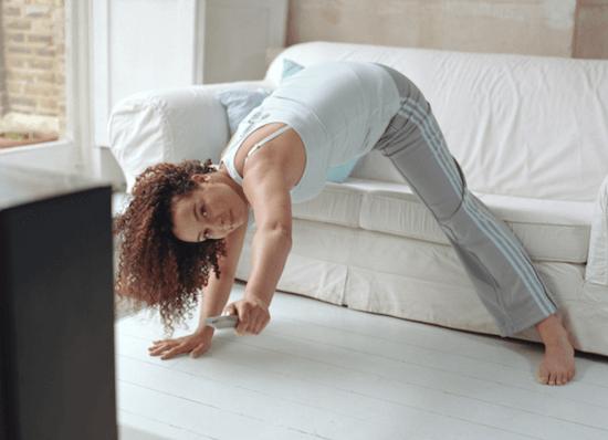 허리 라인을 가꾸는 방법